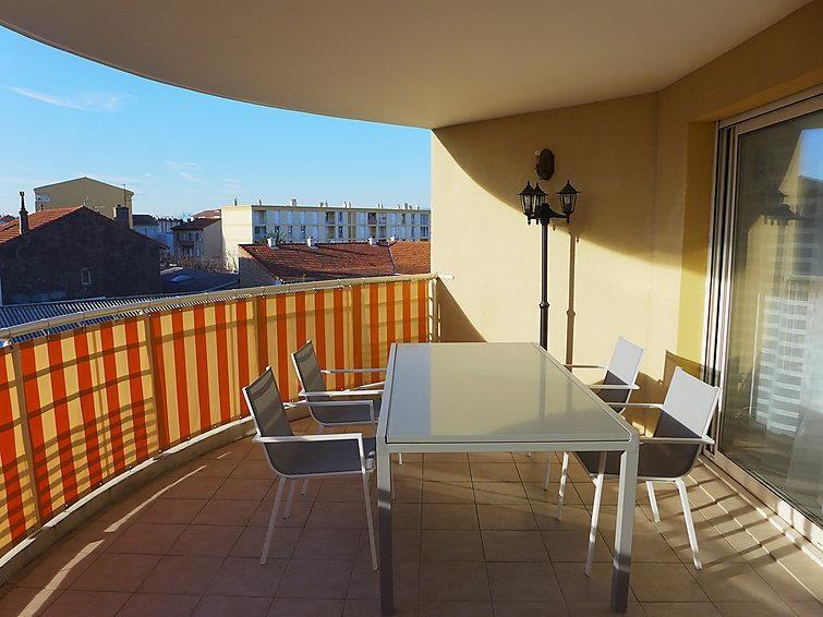 Location vacances Saint-Raphaël -  Appartement - 6 personnes - Salon de jardin - Photo N° 1