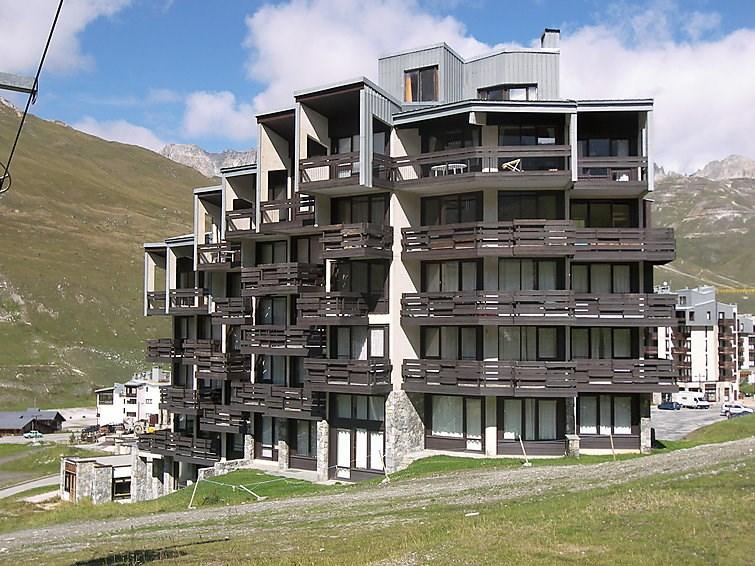 Appartement pour 5 personnes à Tignes