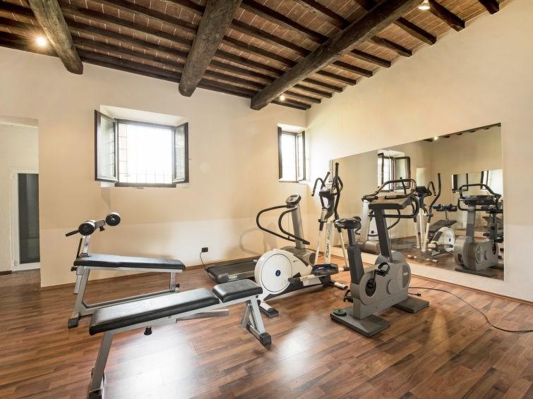Maison pour 12 personnes à Monte San Savino