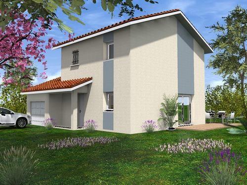 Maison  5 pièces + Terrain 800 m² Sérézin-de-la-Tour par TRADYBEL 69