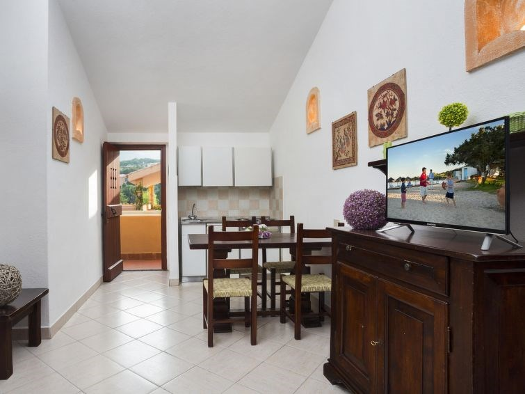 Appartement pour 4 à Porto Cervo