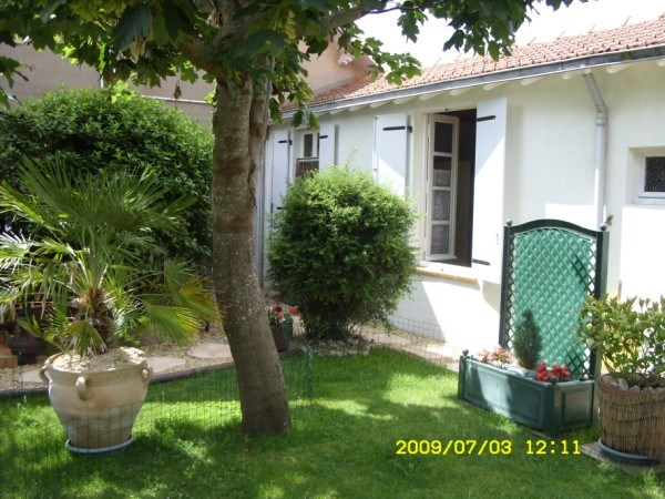 Location vacances La Bernerie-en-Retz -  Maison - 2 personnes - Four - Photo N° 1