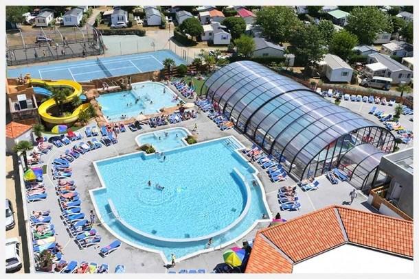 Location vacances Jard-sur-Mer -  Maison - 6 personnes - Court de tennis - Photo N° 1