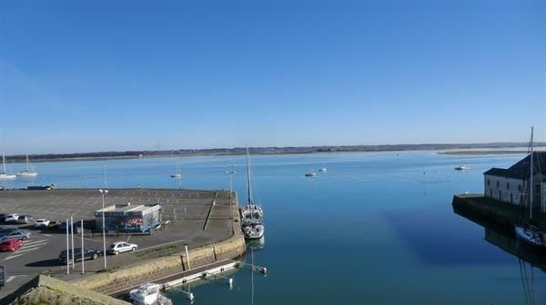 LE CROISIC - Côté Port : APPARTEMENT T3 AVEC VUE SUR LE TRAICT