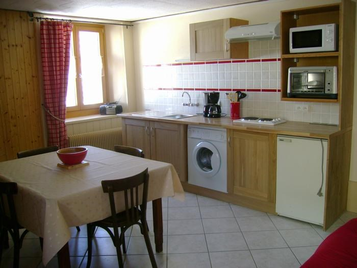 Location vacances Jougne -  Appartement - 6 personnes - Barbecue - Photo N° 1