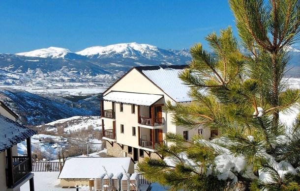 Location vacances Font-Romeu-Odeillo-Via -  Appartement - 8 personnes - Congélateur - Photo N° 1
