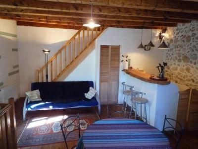 Alquileres de vacaciones Asté - Apartamento - 4 personas - Silla de cubierta - Foto N° 1