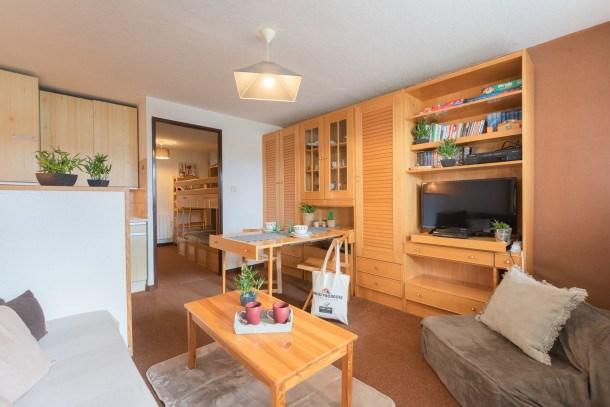 Location vacances Saint-Lary-Soulan -  Appartement - 4 personnes - Lecteur DVD - Photo N° 1