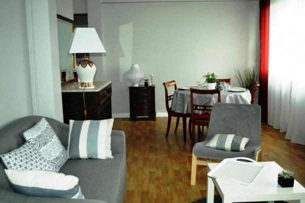 Location vacances Bayonne -  Appartement - 4 personnes - Télévision - Photo N° 1