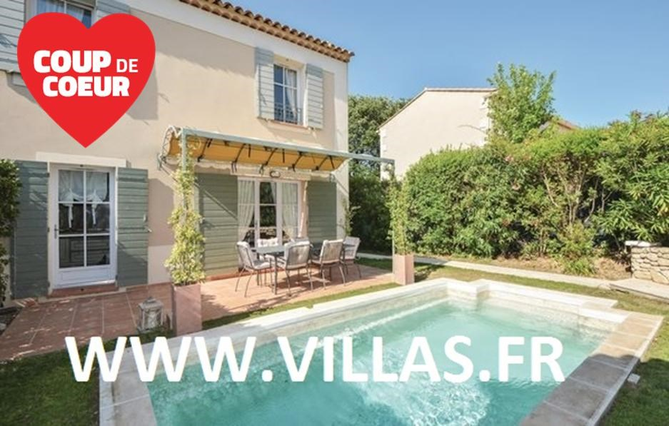 Holiday rentals Saint-Rémy-de-Provence - House - 6 persons - BBQ - Photo N° 1