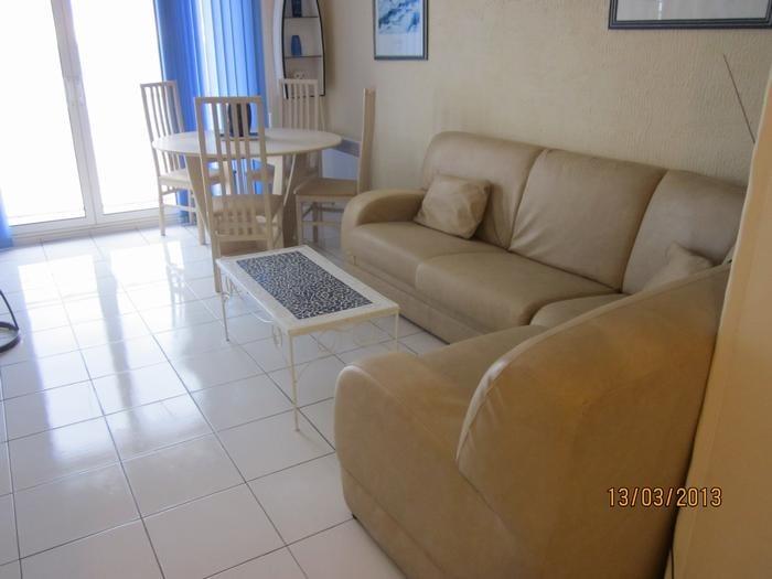 Appartement pour 6 pers. avec parking privé, Saint-Jean-de-Monts