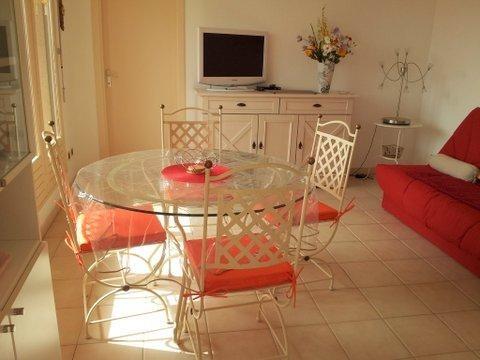 Appartement pour 4 pers. avec parking privé, Algajola