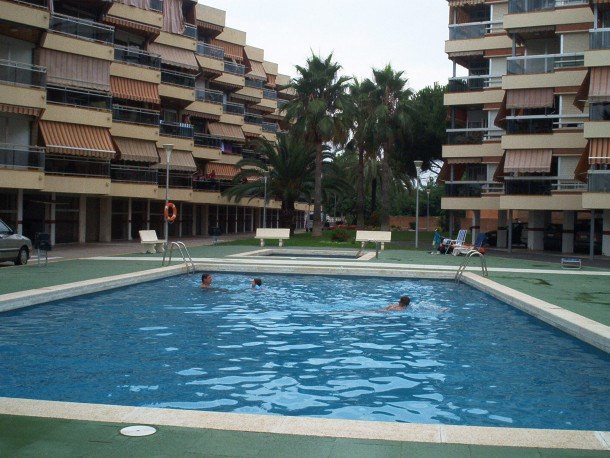 Location vacances Salou -  Appartement - 6 personnes - Télévision - Photo N° 1