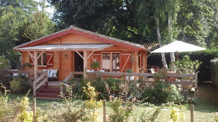Location vacances Sainte-Gemme -  Maison - 4 personnes - Jardin - Photo N° 1