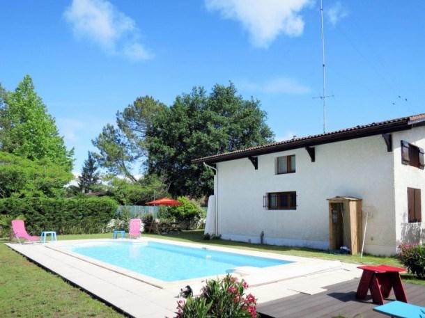 Location vacances Andernos-les-Bains -  Maison - 8 personnes - Barbecue - Photo N° 1