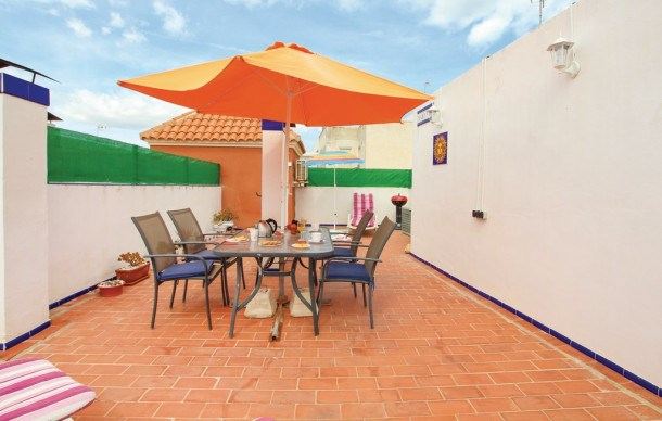 Location vacances Torrevieja -  Appartement - 4 personnes - Barbecue - Photo N° 1