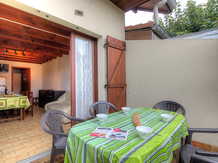 Location vacances Mimizan -  Maison - 5 personnes - Chaise longue - Photo N° 1