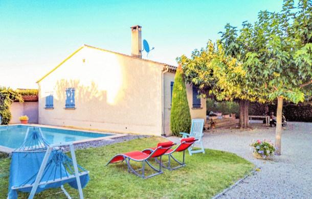 Location vacances Barbentane -  Maison - 4 personnes - Barbecue - Photo N° 1