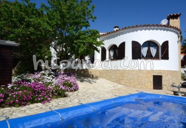 House for 6 ppl. with pool, l'Escala