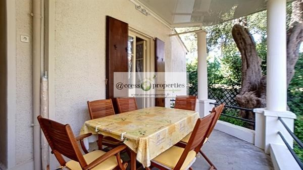 Location vacances Antibes -  Maison - 5 personnes - Terrasse - Photo N° 1