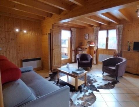 Location vacances Saint-Jean-de-Sixt -  Appartement - 8 personnes - Télévision - Photo N° 1