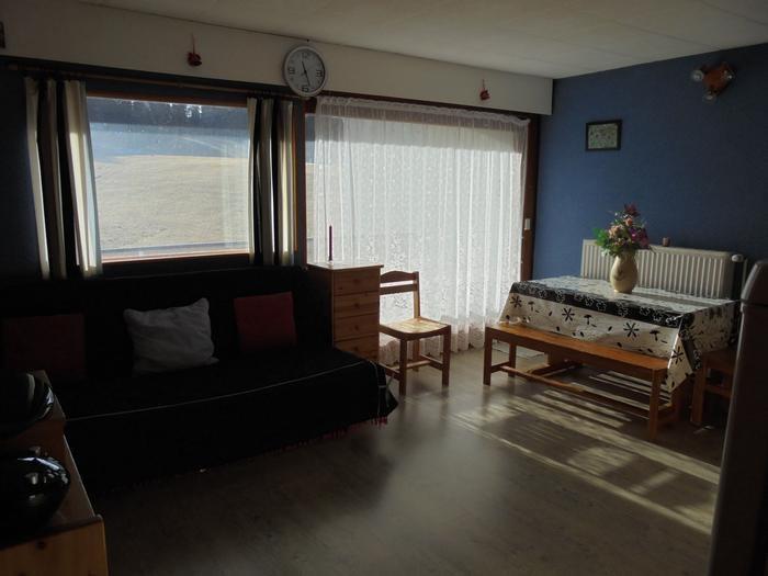 le séjour+ clic-clac 140 +baie accès grd balcon