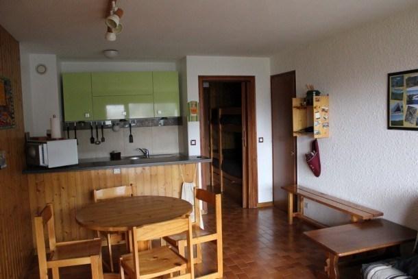 Location vacances Le Grand-Bornand -  Appartement - 4 personnes - Salon de jardin - Photo N° 1