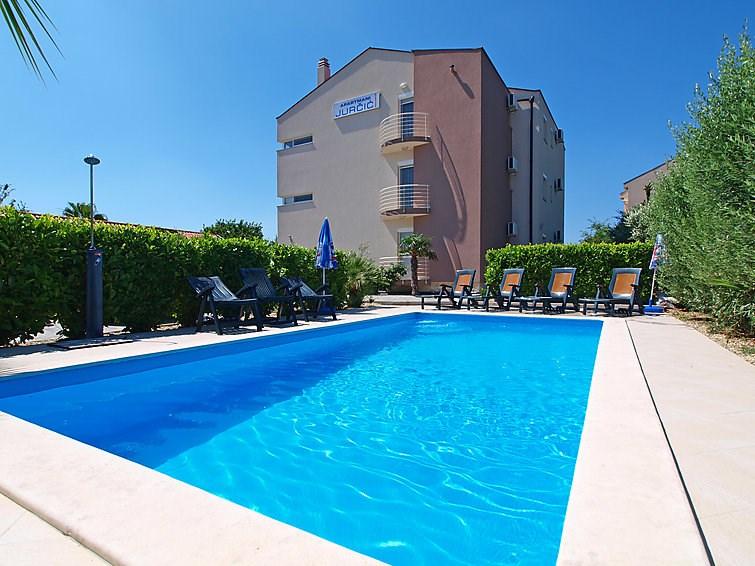 Appartement pour 2 personnes à Zadar/Bibinje