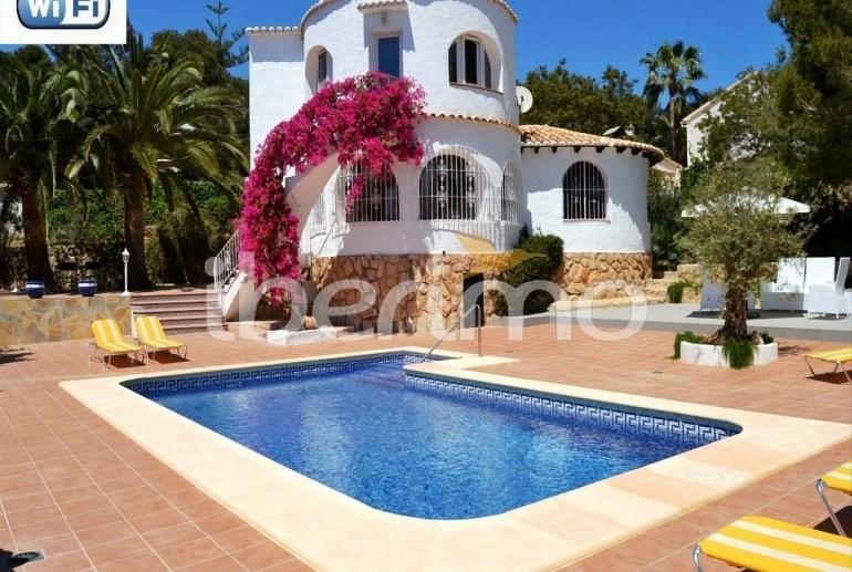 Villa avec piscine à Javea pour 6 personnes - 3 chambres