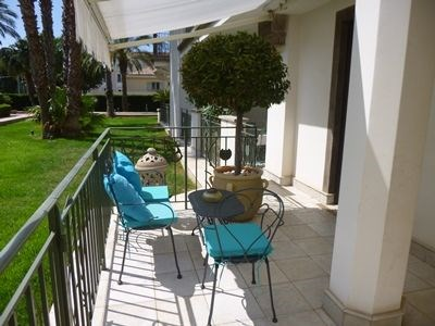 Location vacances Sanary-sur-Mer -  Appartement - 4 personnes - Chaise longue - Photo N° 1