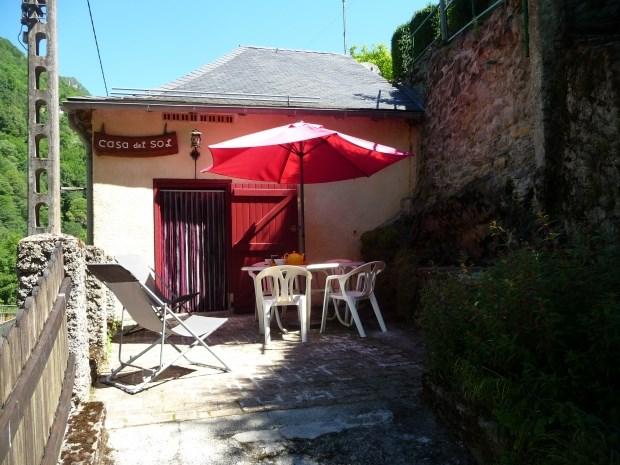 Location vacances Couflens -  Gite - 4 personnes - Barbecue - Photo N° 1
