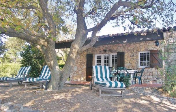 Location vacances Grimaud -  Maison - 6 personnes - Jardin - Photo N° 1