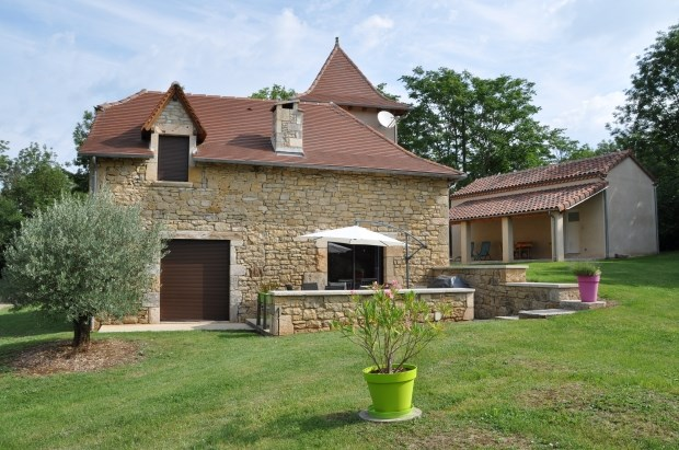 Holiday rentals Causse-et-Diège - Cottage - 6 persons - BBQ - Photo N° 1