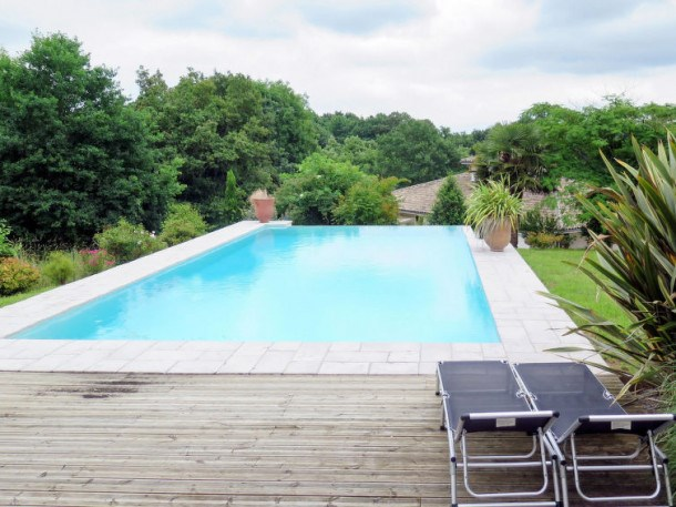 Location vacances Brassempouy -  Maison - 9 personnes - Barbecue - Photo N° 1