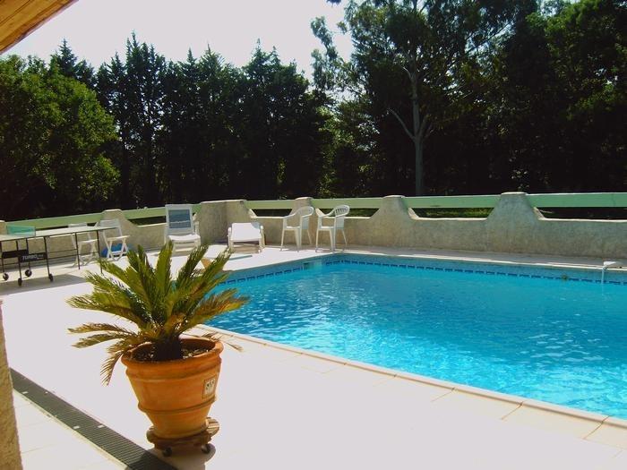 Studio pour 3 pers. avec piscine, La Motte