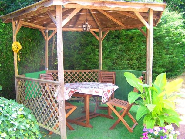 Location vacances La Chapelle-aux-Choux -  Maison - 4 personnes - Barbecue - Photo N° 1