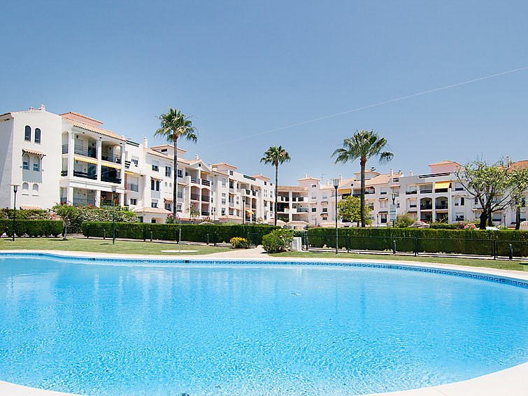 Location vacances Marbella -  Appartement - 4 personnes -  - Photo N° 1