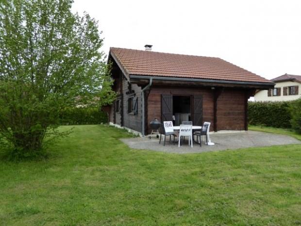 Location vacances Mignovillard -  Maison - 6 personnes - Barbecue - Photo N° 1