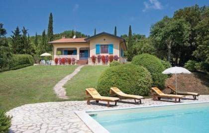 Location vacances Monteverdi Marittimo -  Maison - 6 personnes - Télévision - Photo N° 1