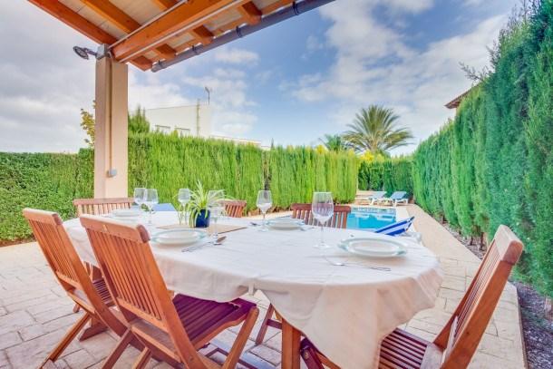 Location vacances Alcúdia -  Maison - 8 personnes - Barbecue - Photo N° 1