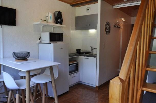 Location vacances La Chapelle-d'Abondance -  Appartement - 4 personnes - Télévision - Photo N° 1