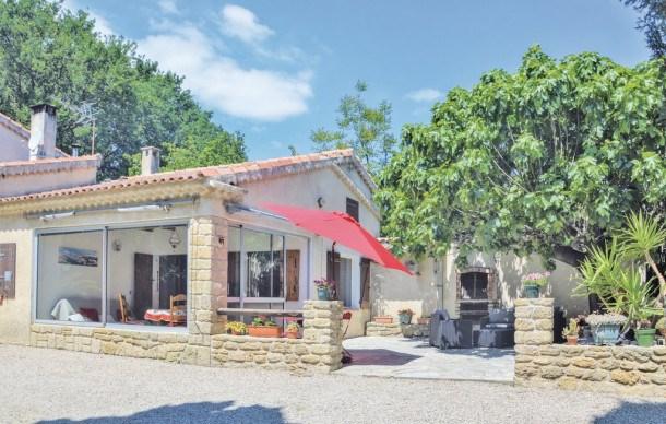 Location vacances Pélissanne -  Maison - 4 personnes - Barbecue - Photo N° 1