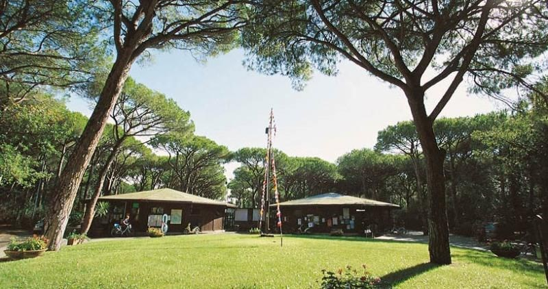 Camping Village Cieloverde, 1260 emplacements, 230 locatifs