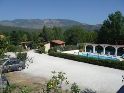 Chalets dans petit village de gites avec piscine - Corneilla-de-Conflent