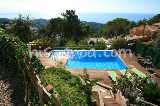House for 9 ppl. with pool, Lloret de Mar