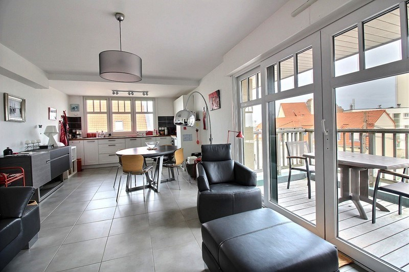 Location vacances Neufchâtel-Hardelot -  Appartement - 4 personnes - Télévision - Photo N° 1