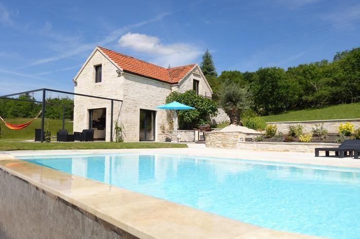 Location vacances Saint-Médard -  Maison - 4 personnes - Barbecue - Photo N° 1