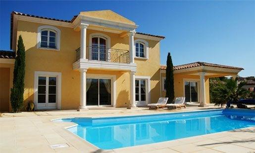 La Lauréanna, Superbe villa tout confort
