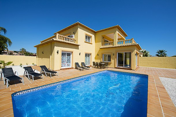 Plusholidays - Villa Tiago in Calpe