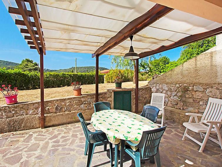 Appartement pour 3 personnes à Elba Procchio